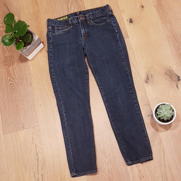 J. Crew Factory Denim - J. Crew factory Toothpick jeans 28